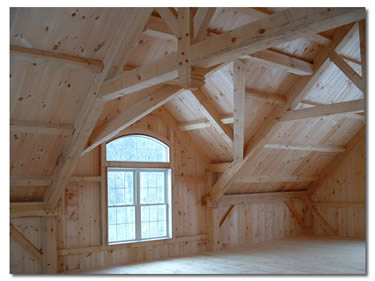 Custom Built Timber Frame Houses and Outbuildings